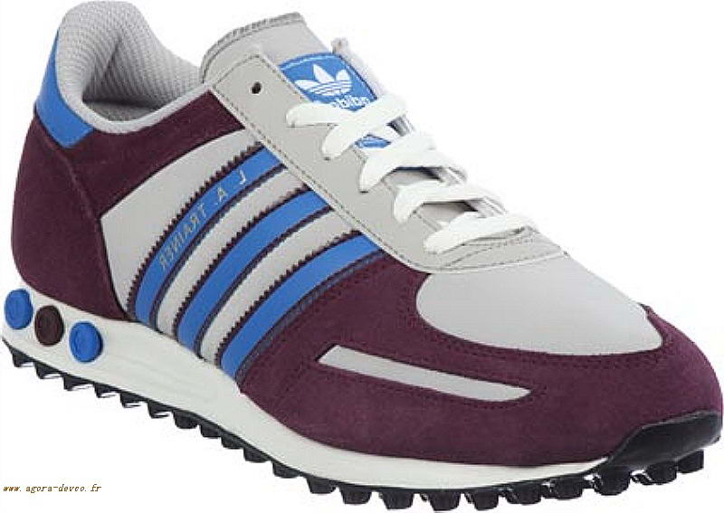 Chaussure Wogas Adidas Rouge Hbezlaa La Homme Gris Trainer DIW9E2HY