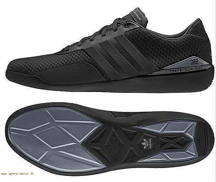 chaussure noire homme adidas