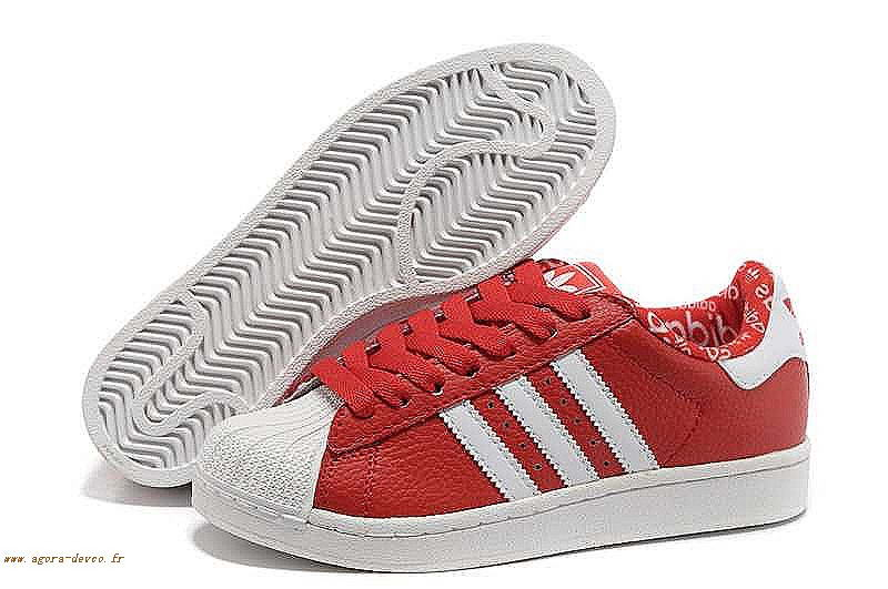 2 Blanche Adidas Superstar Rouge Yun Chaussures G6howc Homme eQdoxrWCB