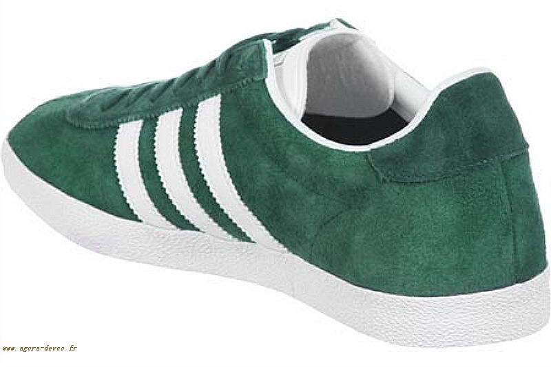adidas femme gazelle w verte