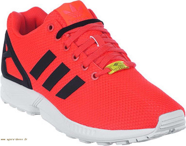 chaussure homme rouge adidas