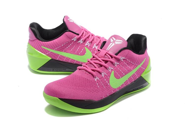 best sneakers 009e1 6642d ... wholesale chaussure kobe pas cherbasket nike kobe ad rose et verte z83i  c897d fc3aa