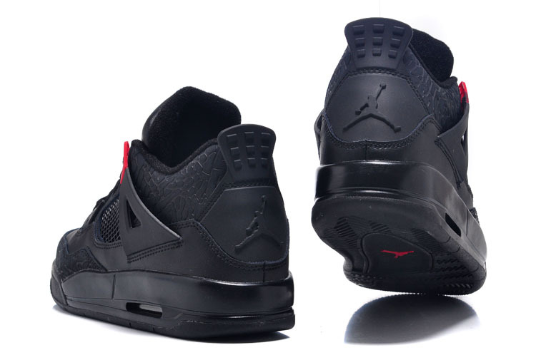 meilleur authentique 8c8d2 a82b1 order nike air jordan 4 noir 9bb83 46b78