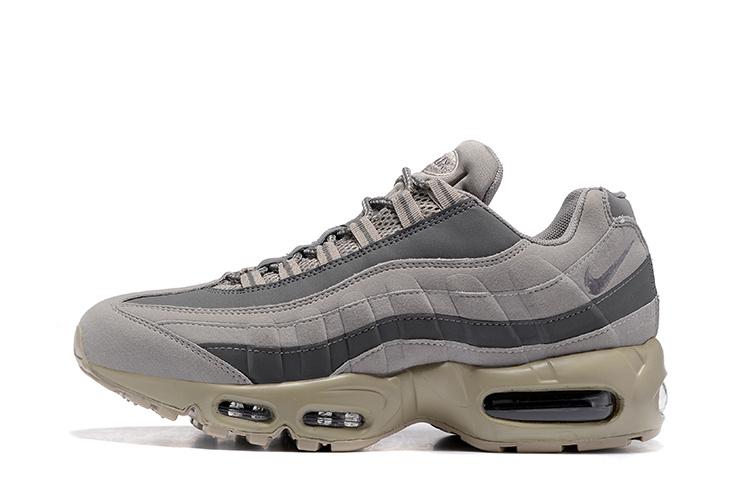 acheter en ligne a7b5b 6610c chaussure pas cher air max,air max 95 gris et beige homme ...