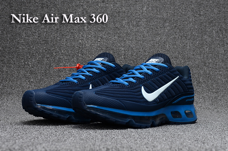 nike air max 360 bleu