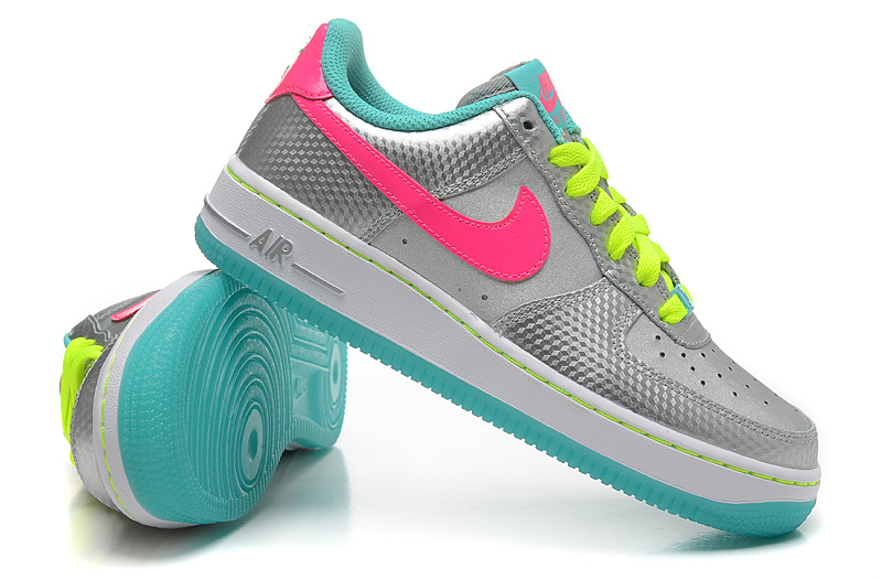 2017 air force one,nike air force 1 argenté et rose femme 8(TJLCKO bc15f95e1822