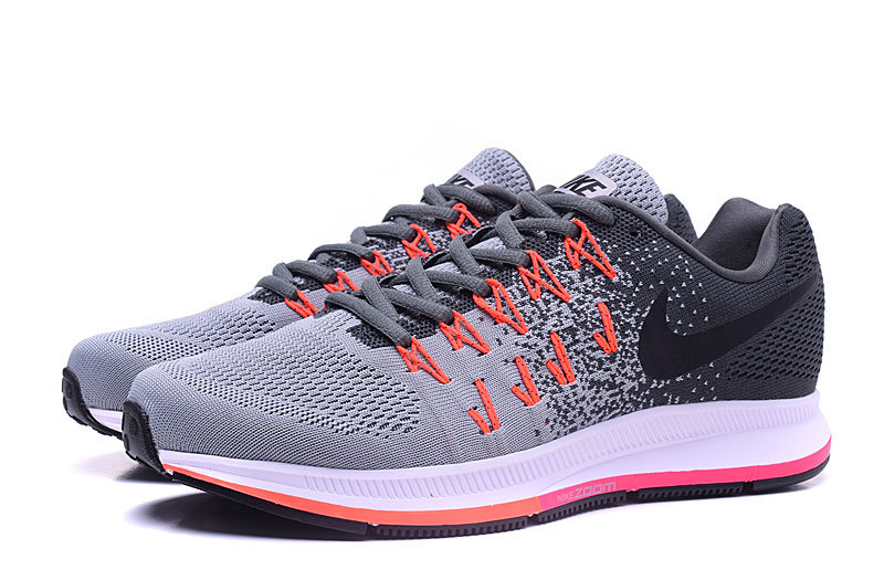 nouveau style e25bc 65394 nike air pegasus bordeaux,air zoom pegasus 33 gris et orange ...