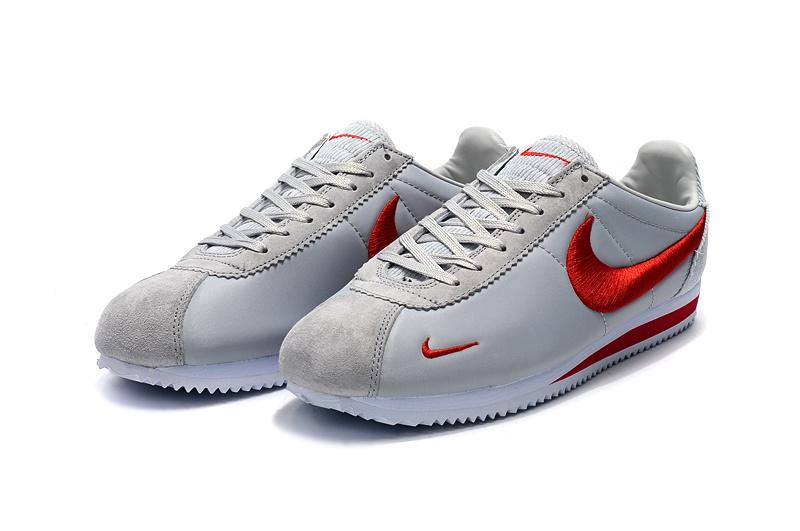 best service 4ada1 c20a4 Et homme Classic Fleur Cortez Blanche zq Tqpxjarr Rouge Nike