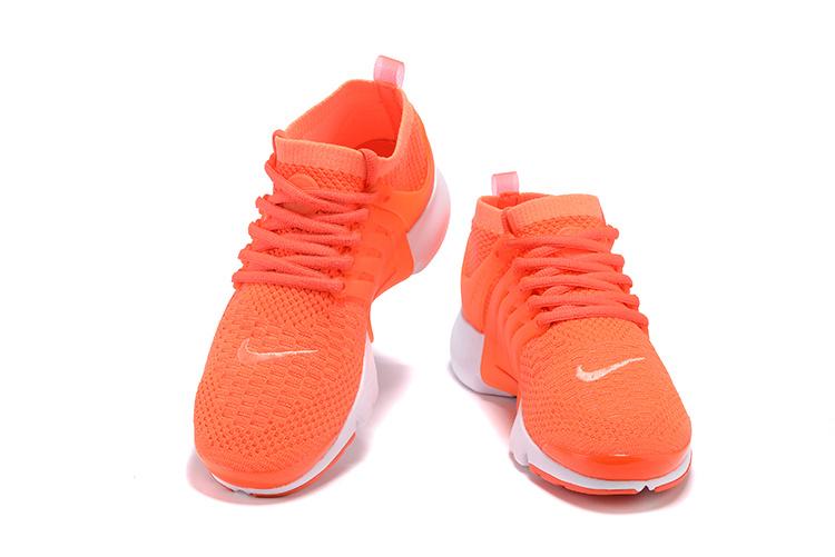 acheter en ligne d4a46 9b2cd nike presto prix,air presto flyknit orange et blanche femme ...