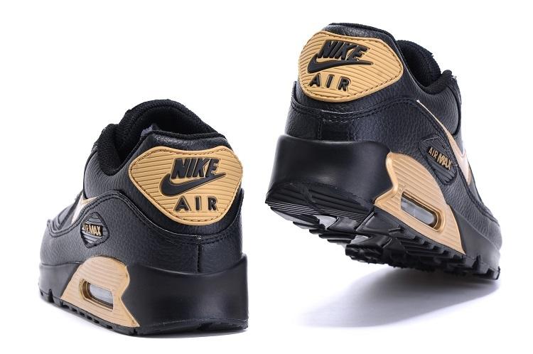 Conception innovante 6ee1c f77d7 chaussure nike pas cher air max,nike air max 90 noir et dor ...